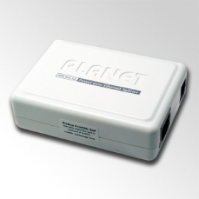 Power over Ethernet - Spliter de Retea planet, 1 Port 10/100/1000Mbps cu 802.3 af PoE (5V and 12V) - POE-152S pret 48.36 RON !!!
