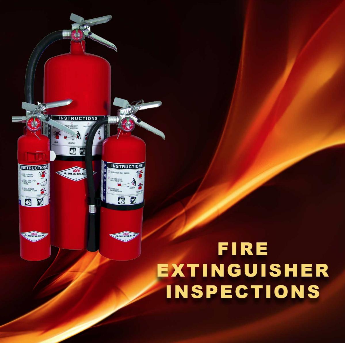 Fire Extinguisher Inspections Feuerloscher