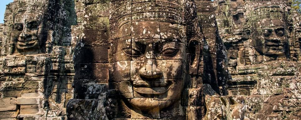 Le magnifique site d'Angkor au Cambodge - #easyvoyage #easyvoyageurs #clubeasyvoyage #terresdevoyages #travel #traveler #traveling #travellovers #voyage #voyageur #holiday #holidaytravel #tourism #tourisme #asie #asia #cambodia #angkor #cambodge