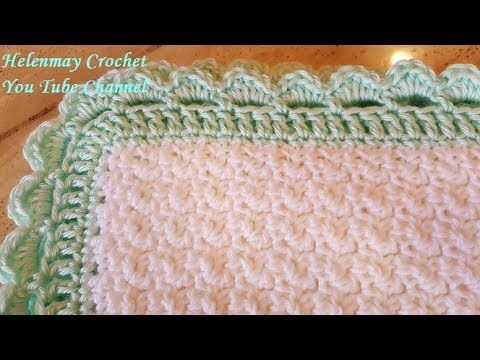 Helenmay Crochet My Little Sweet Pea Quick Easy Beginner Baby ...