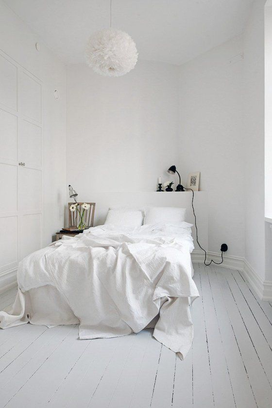 Interiores minimalistas en 7 claves! Bedroom Pinterest