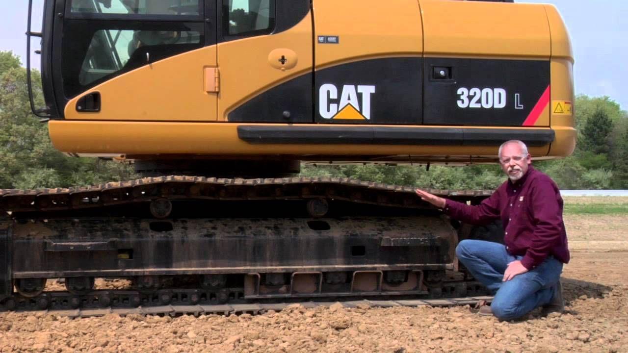 Cat® Excavator Undercarriage Maintenance Tips Cat