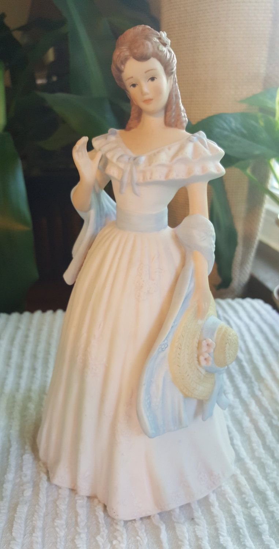 Home interior masterpiece figurines vintage home interiors gifts  figurine sarah jane