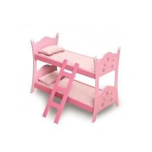 American Girl Doll Bed Ebay Doll Bunk Beds American Girl Doll