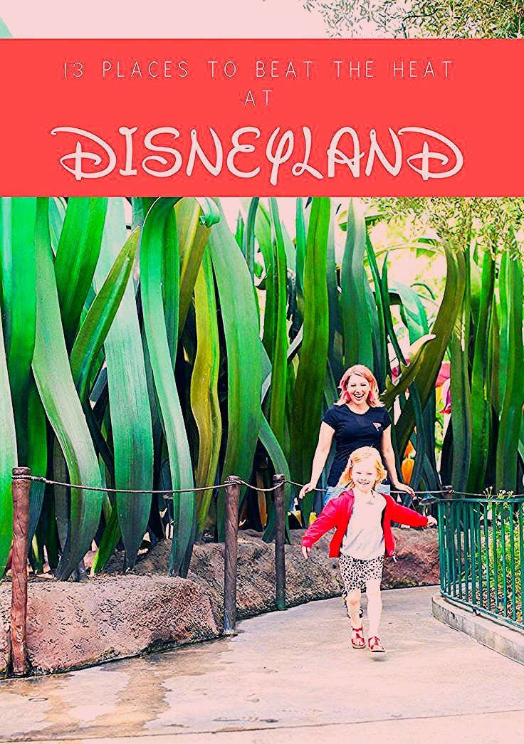 Photo of Disneyland Secrets: 13 Places to Beat the Heat – Lipgloss and Crayons