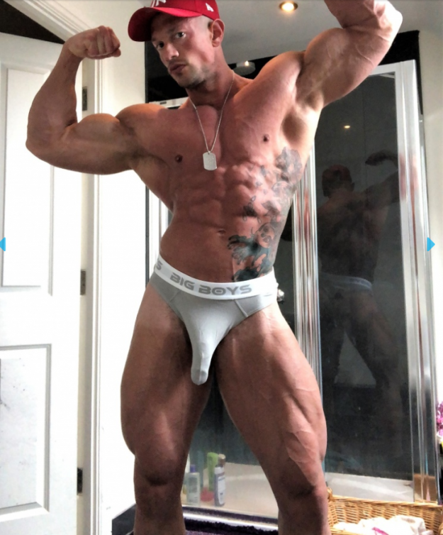 Thor johnson mymusclevideo