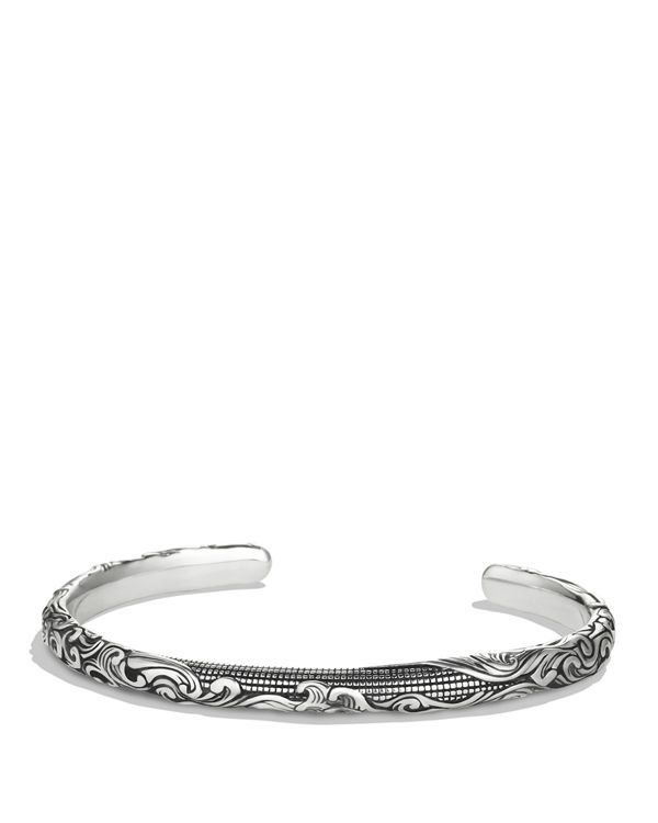 David Yurman Waves Cuff Products Bracelets For Men