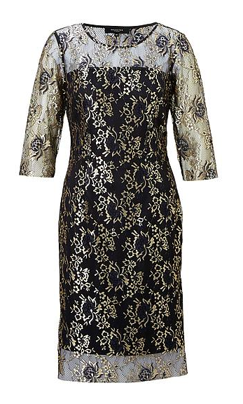 fa3bfb6256a dress #lace #gold #party #Wehkamp #fashion #damesmode | Wehkamp New ...