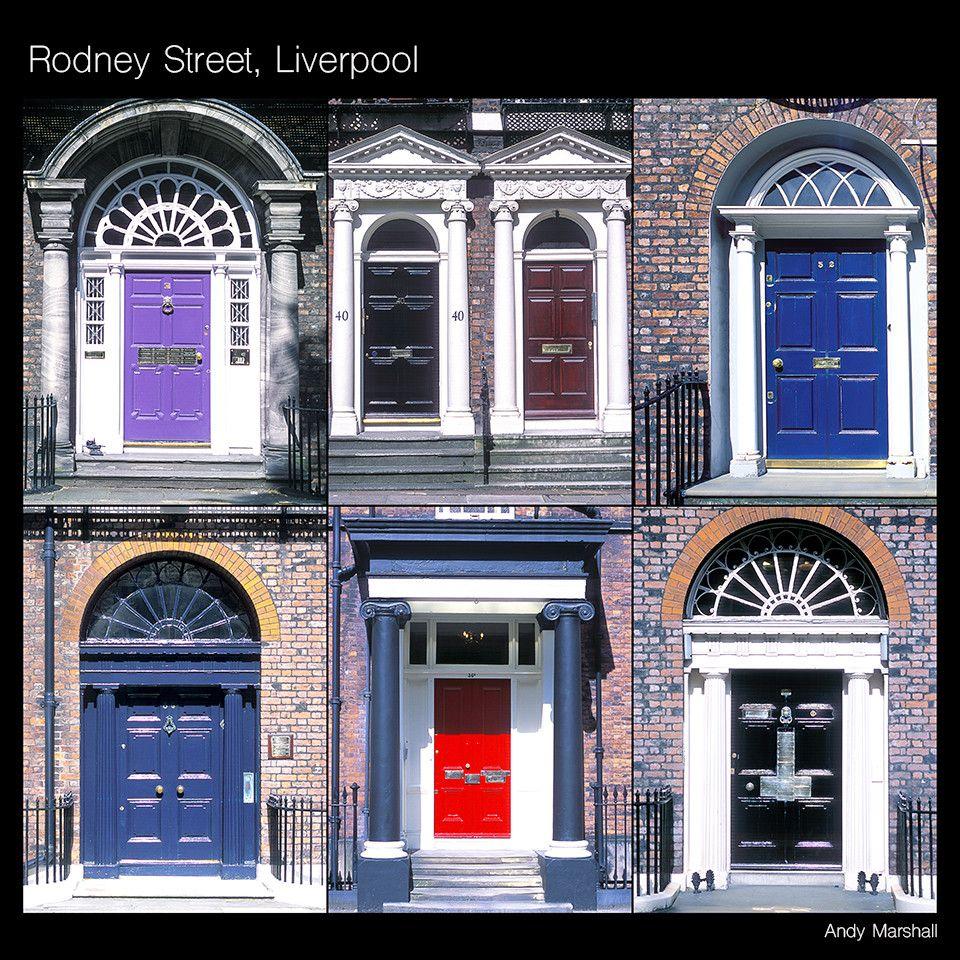Rodney Street Liverpool Print Portal Pinterest Street