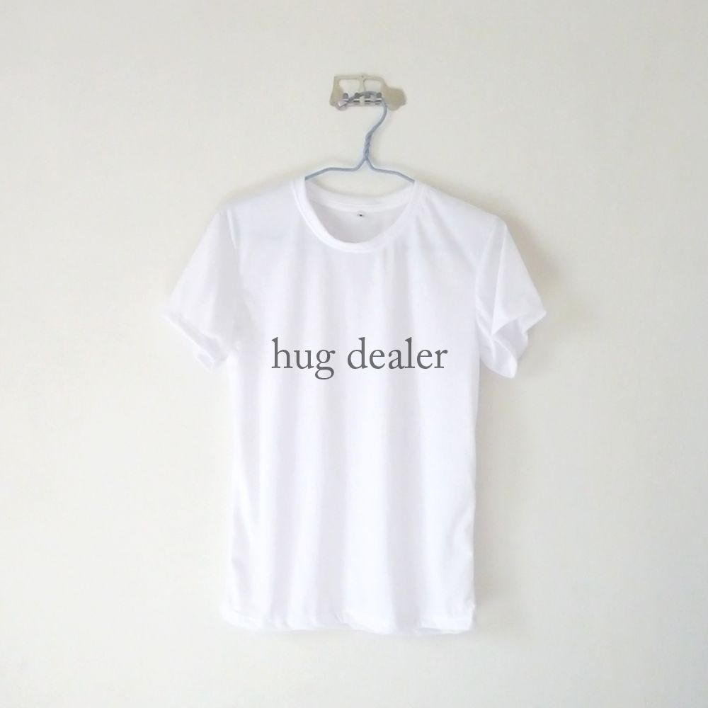 Hug Dealer T-shirt $ ; Hug Dealer Shirt ; Humor ; Cute ; #Tumblr…