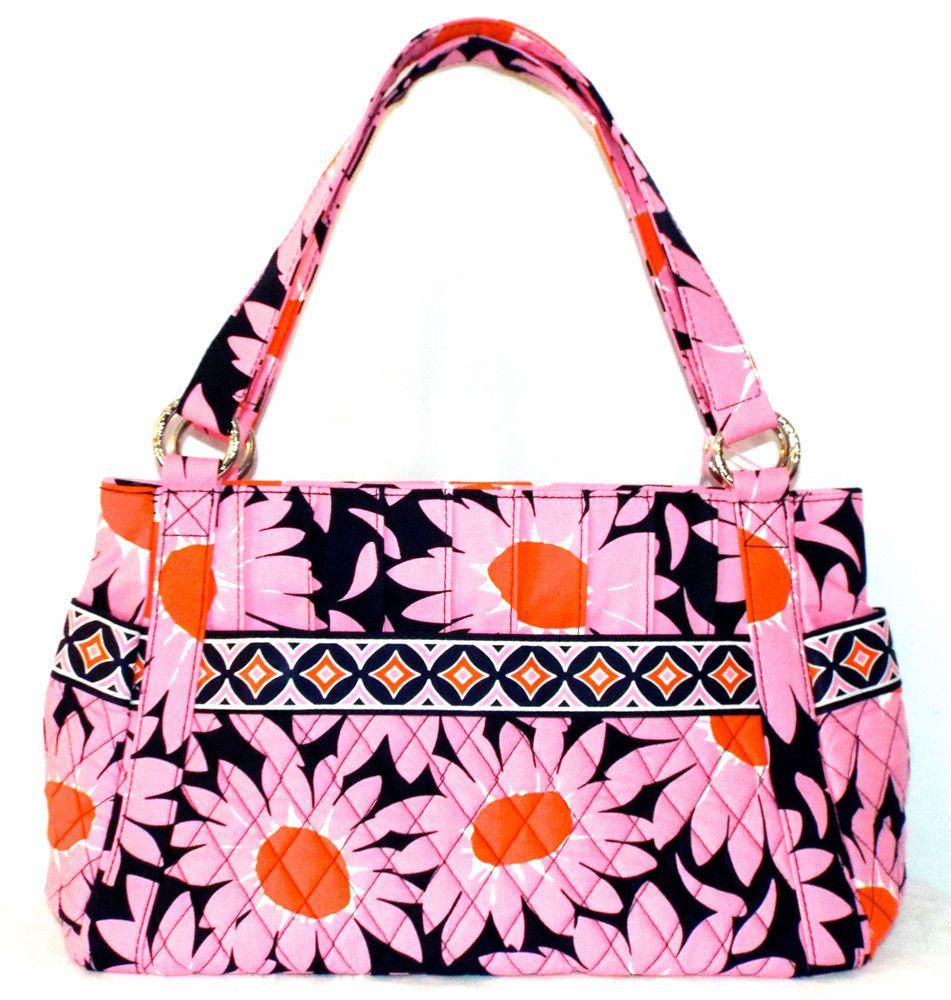 New Vera Bradley Stephanie Bag Loves Me Verabradley Stephaniebag