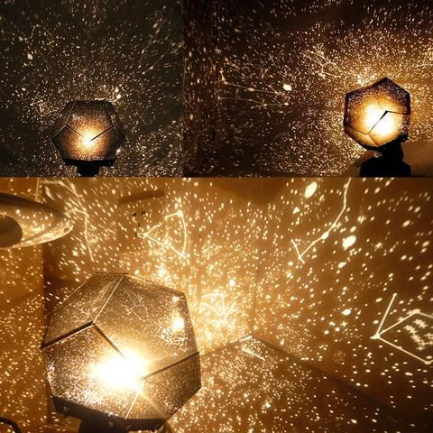 Star sky projector cosmos night light