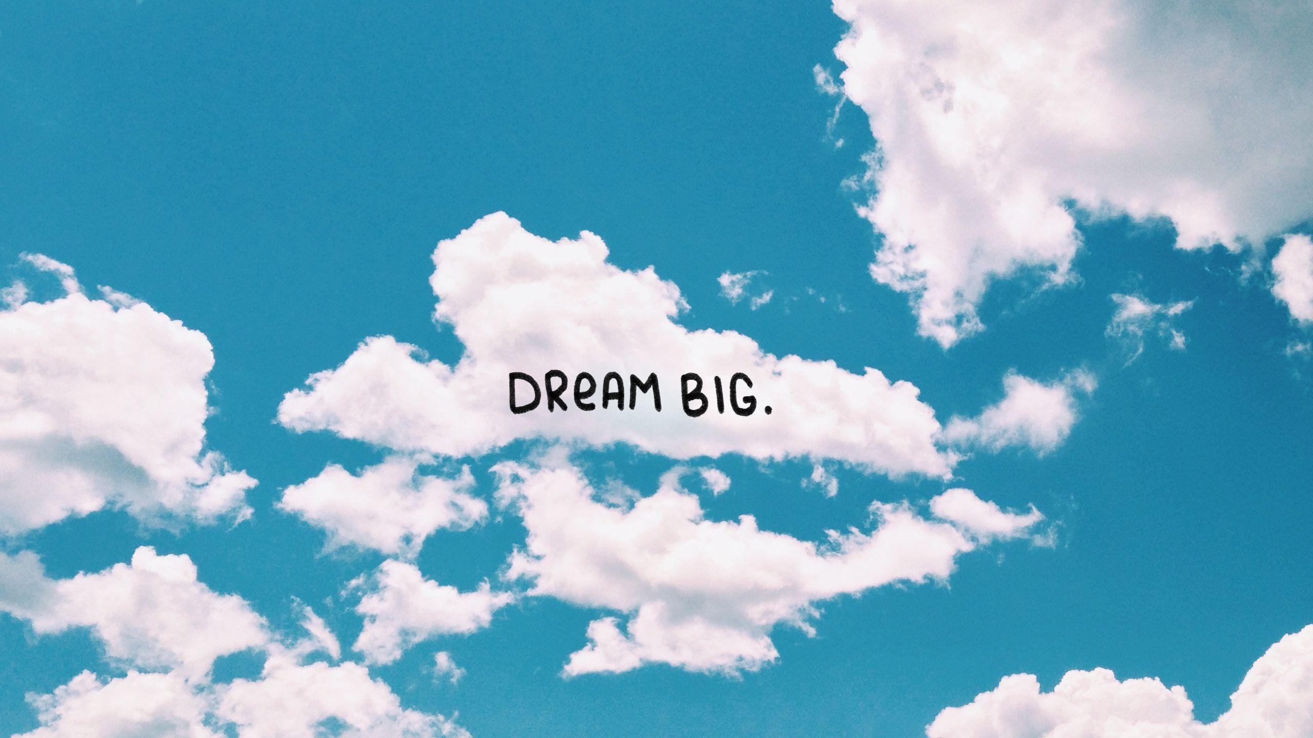 Pin By Julianny On Maria In 2020 Desktop Wallpaper Art Desktop Wallpapers Backgrounds Dream Big Cloud