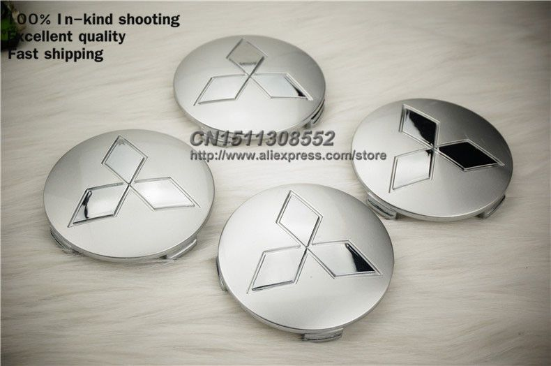 Aliexpress Com Beli 4 Pcs 81 Mm Mitsubishi Roda Topi Center Hub Chrome Badge Roda Hub Meliputi Untuk Mitsubishi Pajero V Hub Caps Mitsubishi Pajero Car Emblem