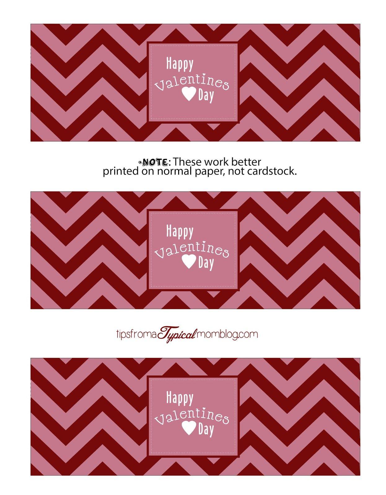 Free Valentines Day Chevron Party Printables Valentines Beer Labels Valentines Beer Valentines Printables Free