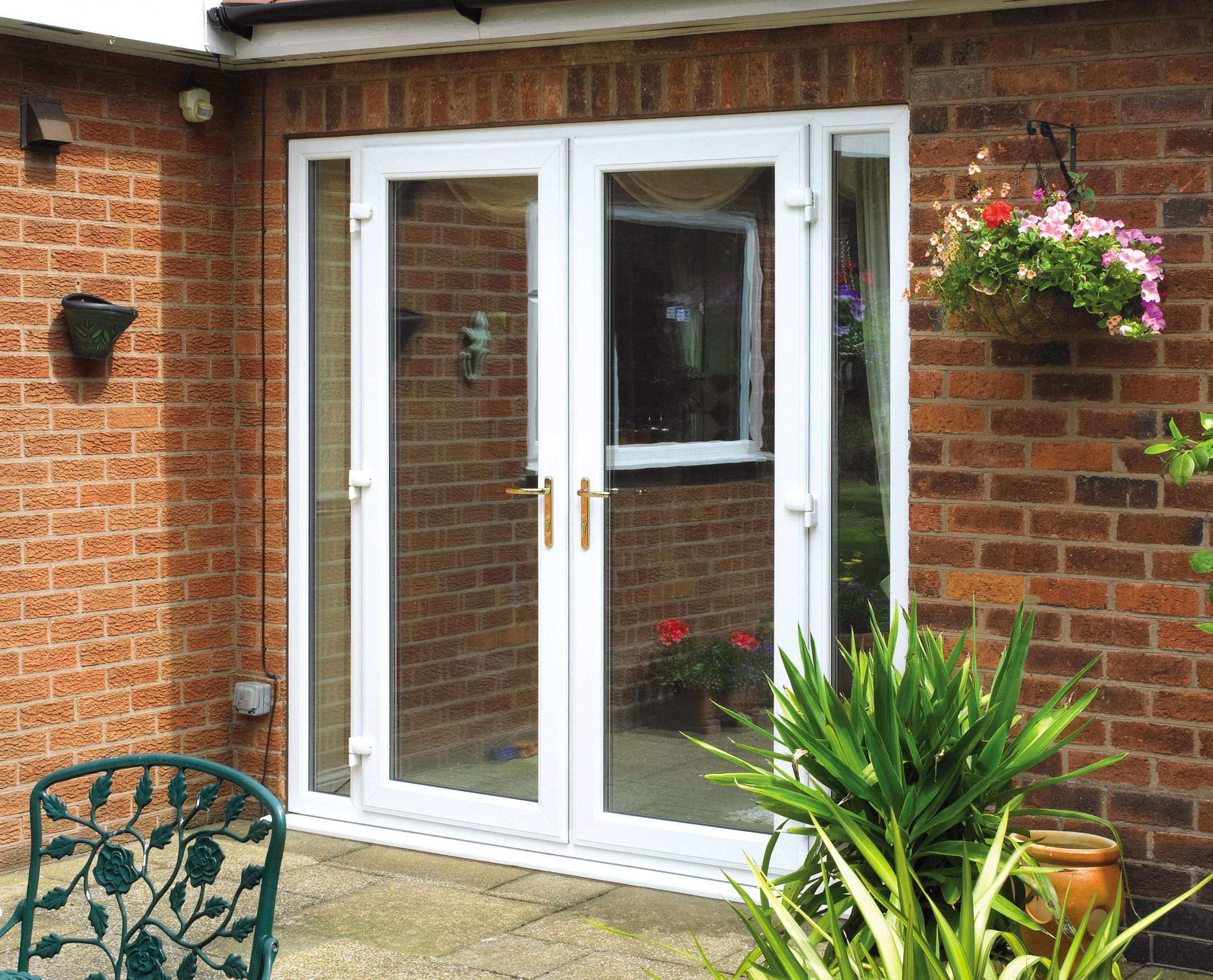 French Doors French Doors Are A Pair Of Outward Opening Doors The