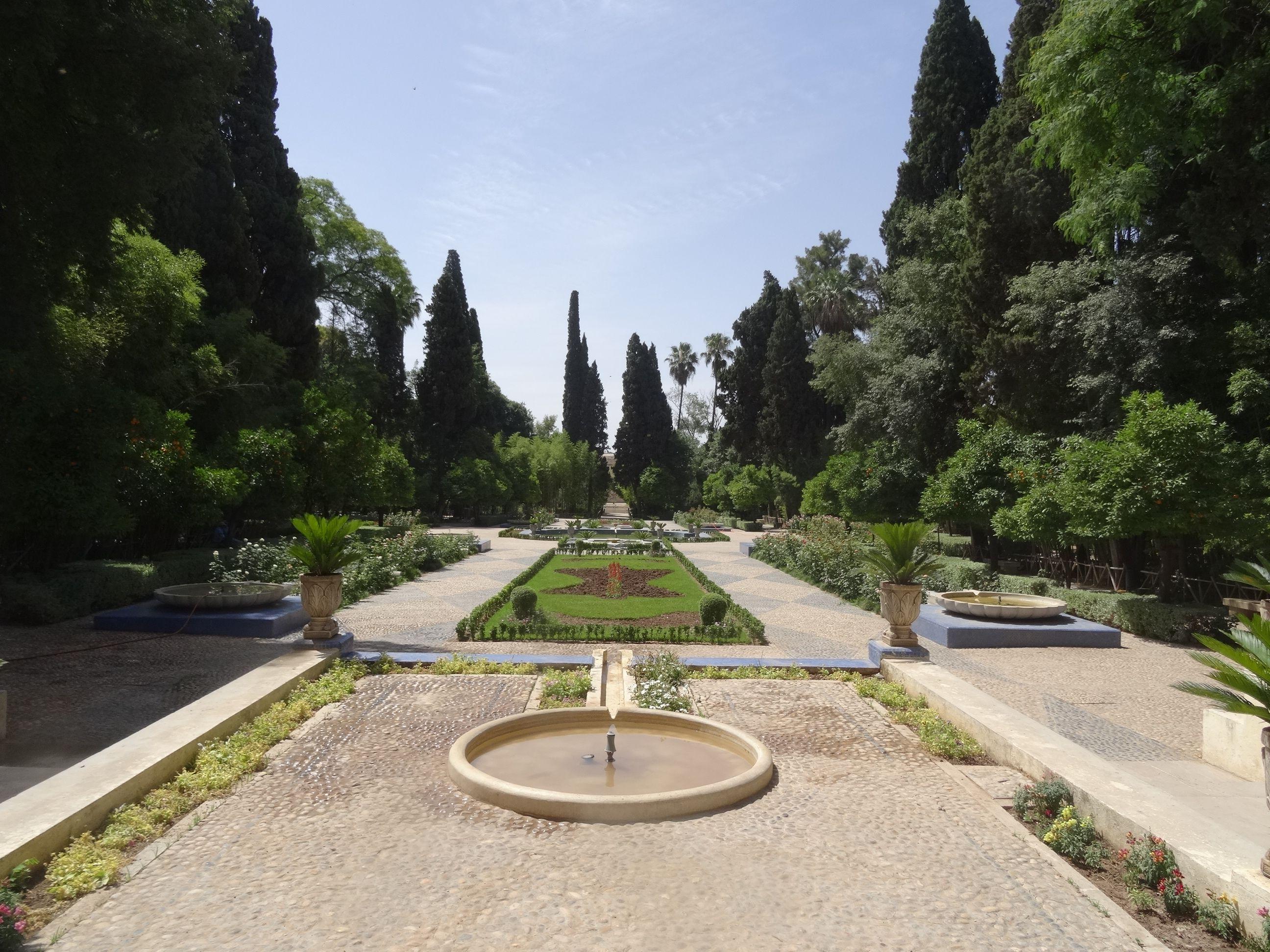 Jardines Andalusies en Fez