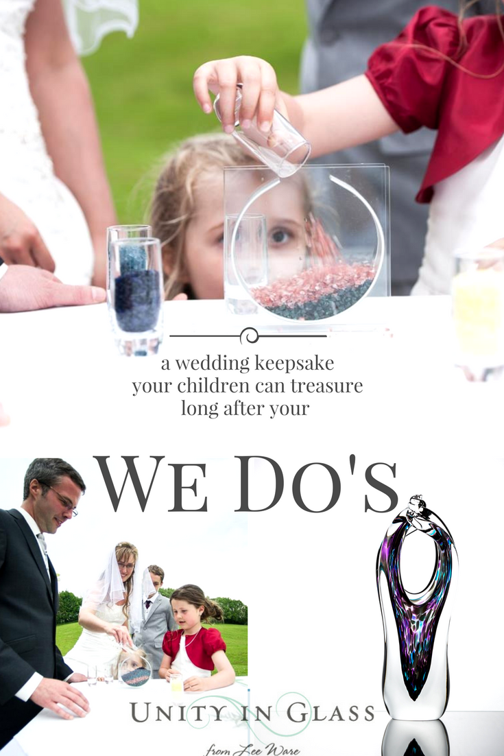 A perfect option for a blended family unity ceremony ...
