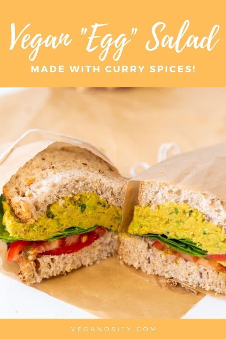 Curry Eggless Salad