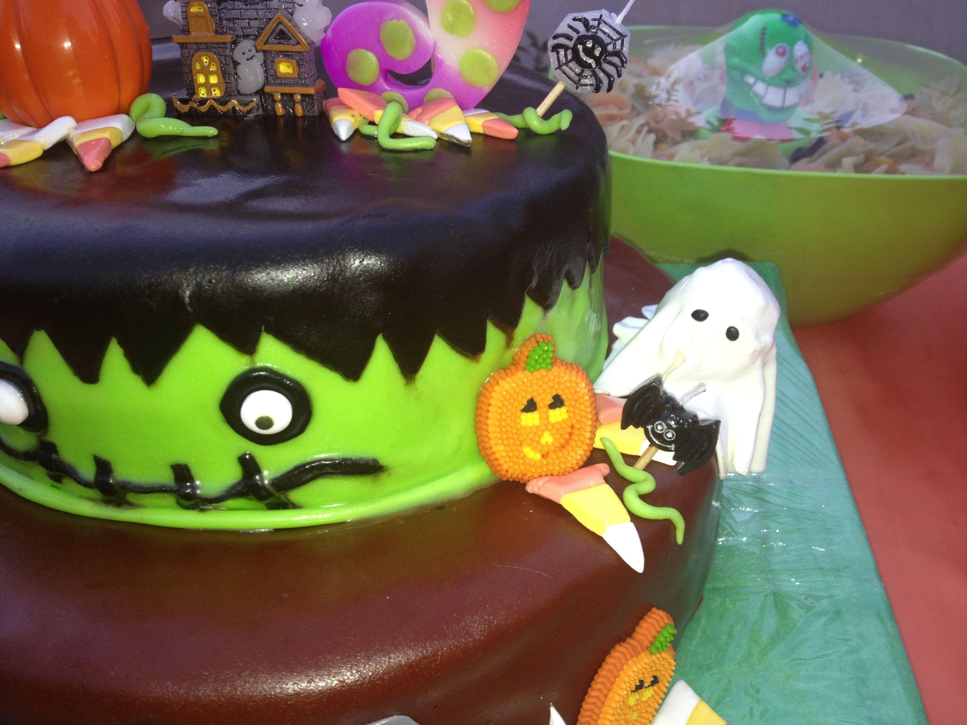Side Of The Cake Cake Nephew Birthday Birthday Party