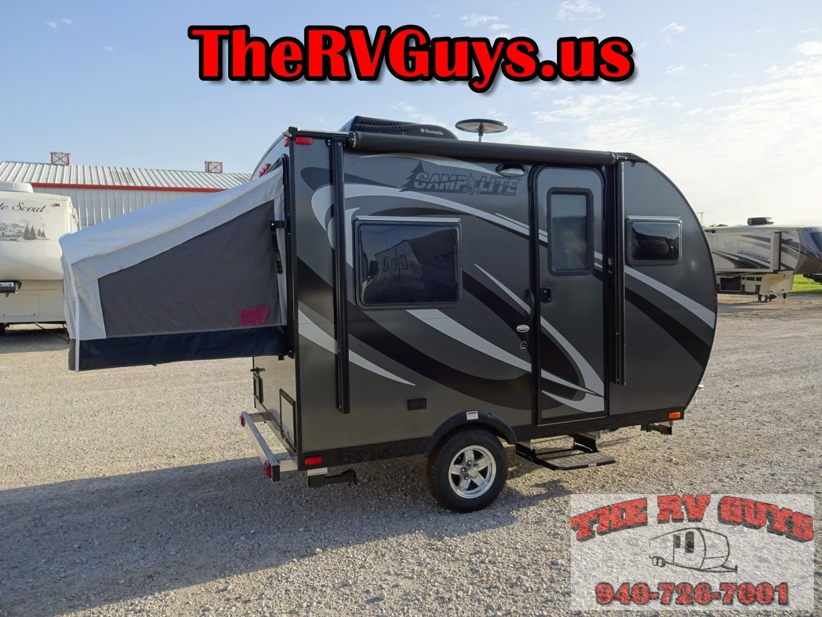 Family Sedan Towable Super Lite Travel Trailer Trailer 2016 Camp