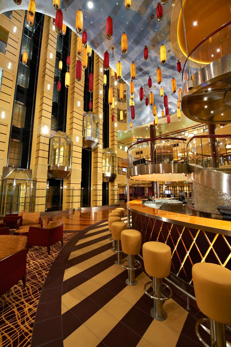 atrium at the carnival breeze carnival spirit pinterest atrium at the carnival breeze