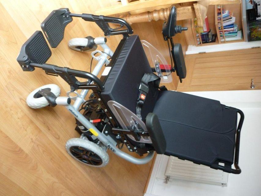 Fantastic condition electric wheelchair for indooroutdoor