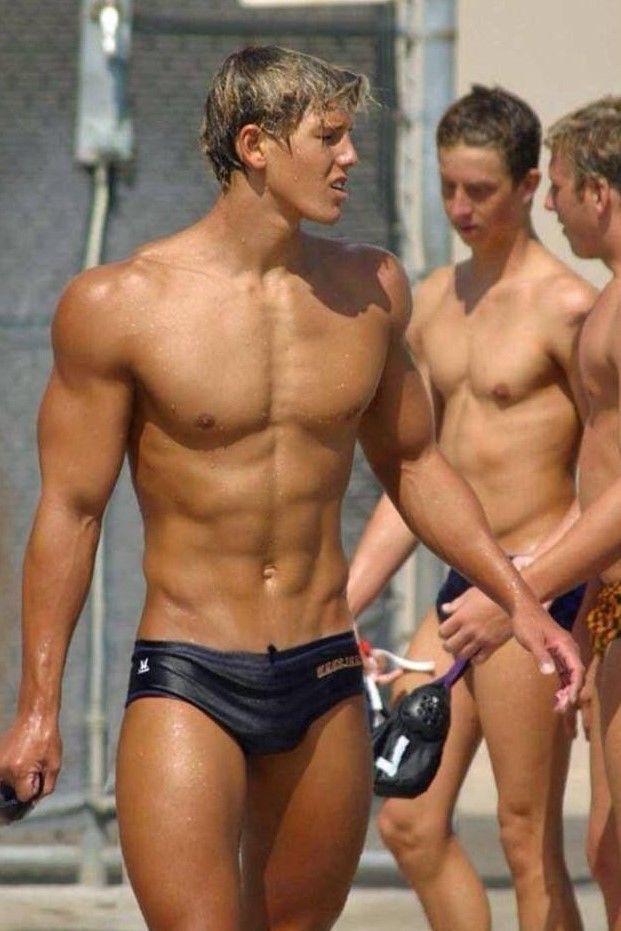athletic gay sex