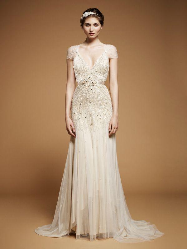 Art Deco Wedding Dresses