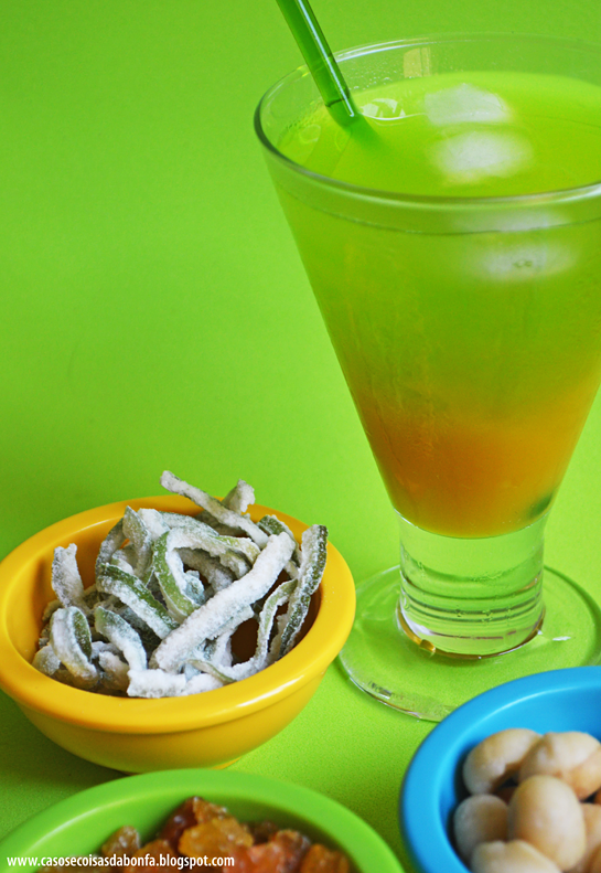 Coquetel Hexadrink - drink bem brasileiro