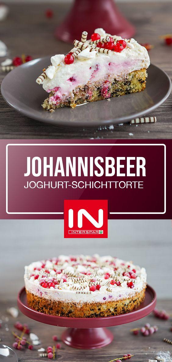 Johannisbeer-Joghurt-Schichttorte I INTERSPAR #18