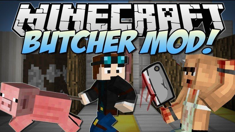 Fantastic Beasts And How To Eat Them Mod 1 11 2 1 10 2 Butchercraft Is A Minecraft Mod Named After The Famous Spin Off Movie Of The Harry Potter Series Fanta