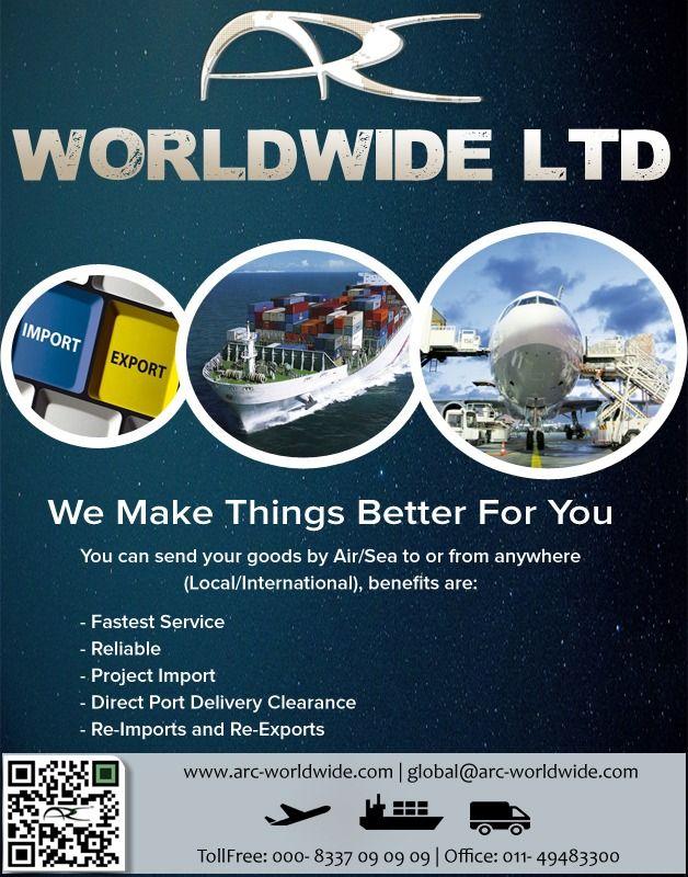 Cargo Services Logistics, Transportation services