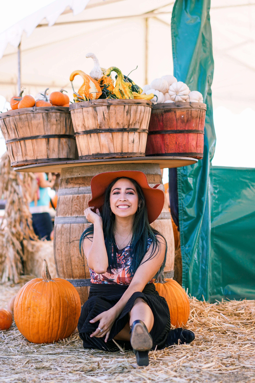 Hidden Bay Area Find Spina Farms Pumpkin Patch Design By Brianna In 2020 Pumpkin Patch Patch Design Design