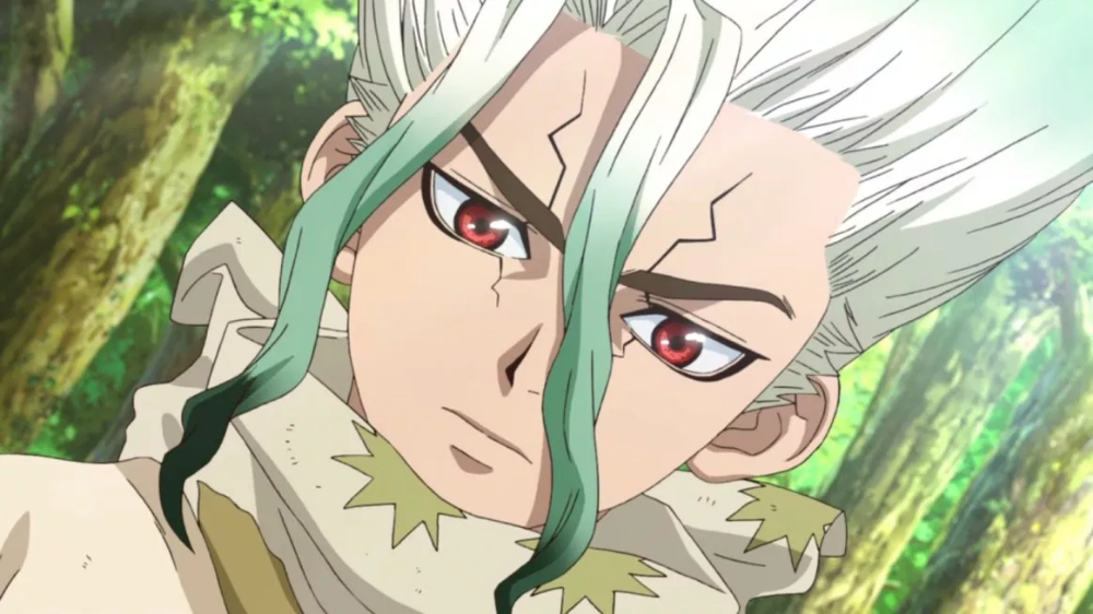 Dr. Stone Episode 6 Humans and Sparrows