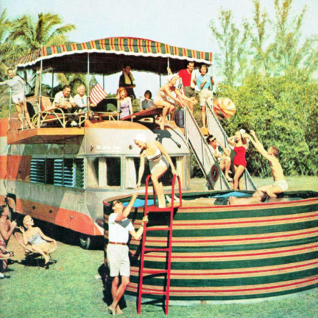 Exekutive Flagship Vintage camper, Vw t, Autobilder