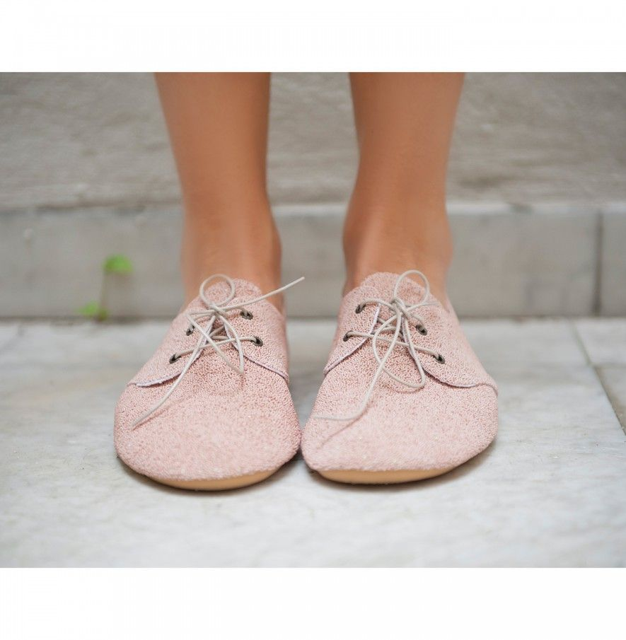 Anniel Soft Shoes Pink Glitter www