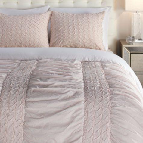 Deverie Bedding from Z Gallerie - MASTER BEDROOM