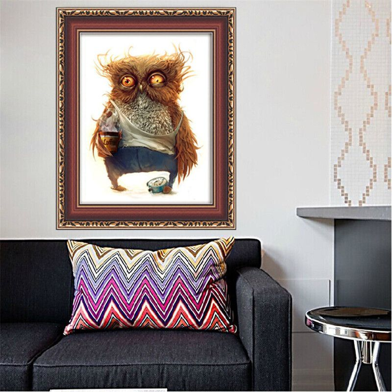 Cheap diamond mosaic, Buy Quality painting cross stitch directly from China diamond embroidery diy Suppliers: Diamond Embroidery Diy Diamond Painting Cross Stitch Kits Diamond Mosaic Crystal 7 Style Cute Owls Embroidery Beads Needlework