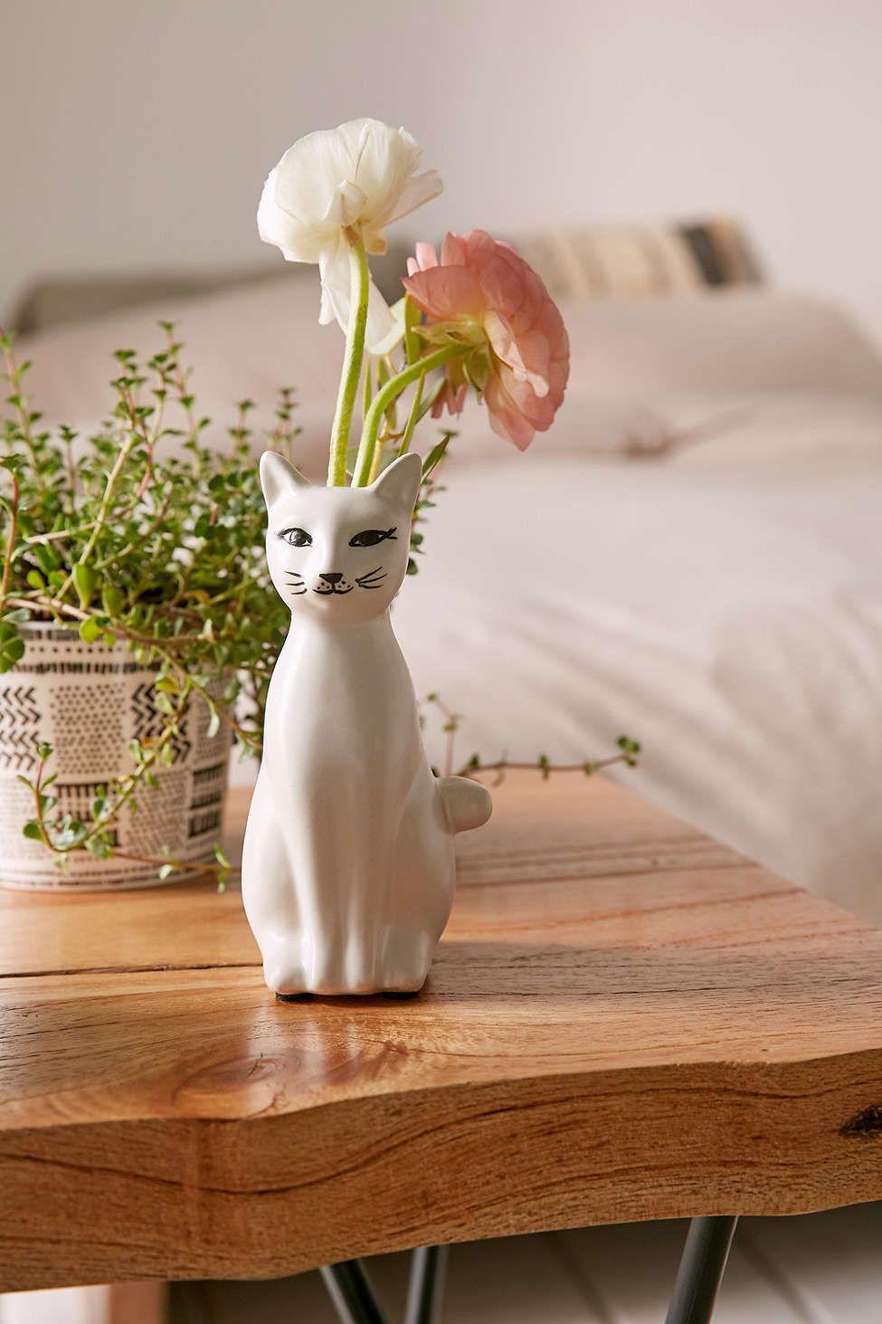 Cat Shaped Toilet Brush Holder