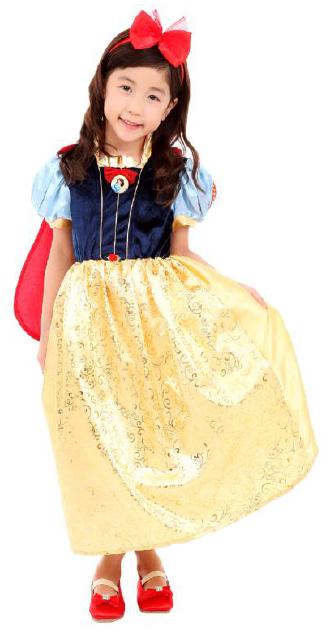 Baju Princess Snow White