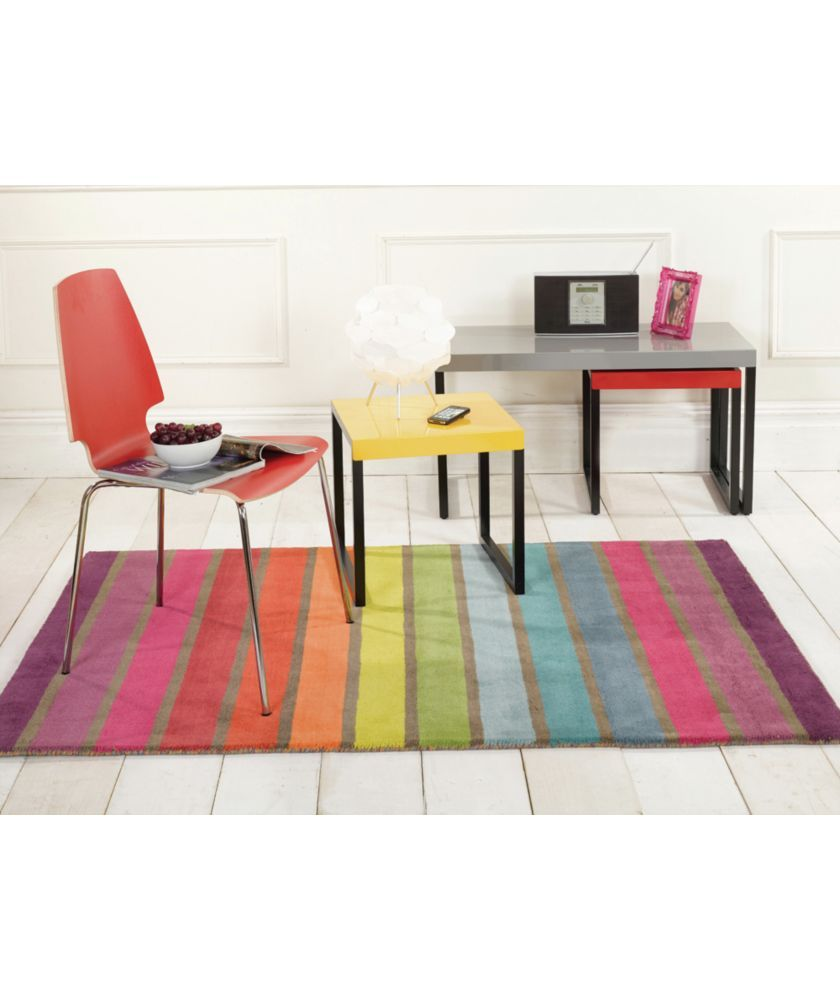 Roulette Multi Rug 80 X 150cm At