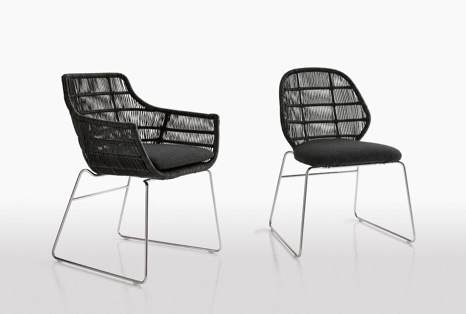 Chair Crinoline Collection B Italia Outdoor Design Patricia Urquiola Arredamento Patricia Urquiola Sedie