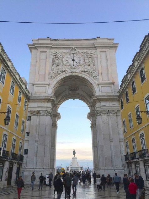 Lisbon – Travel, Tea & Tiramisu