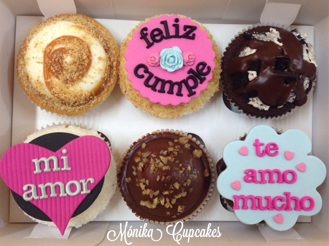 Cupcakes para tu amor