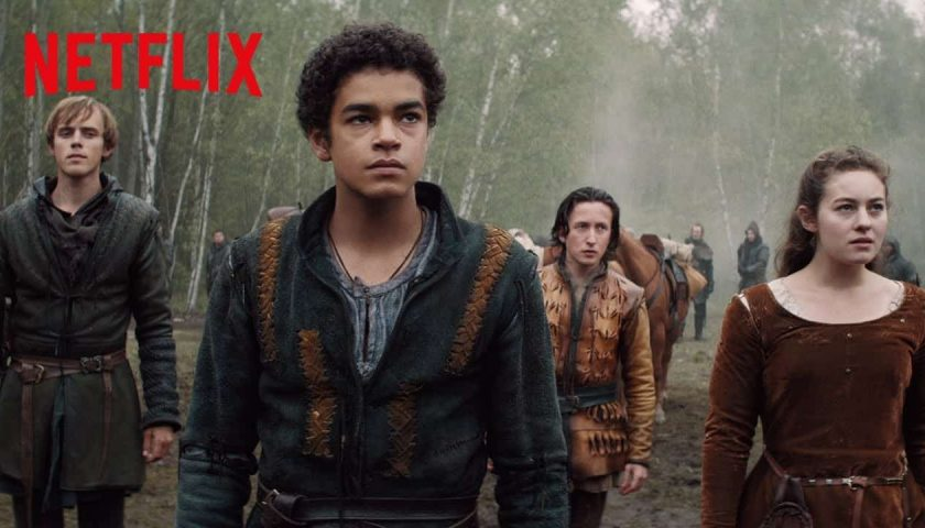 La Carta Para El Rey 2020 1080p Latino Ingles Googledrive Mega Tus Peli Series Trailer Oficial Netflix Carta A Los Reyes