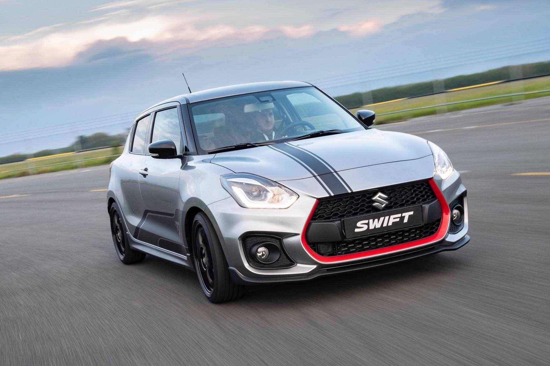2020 Suzuki Swift Performance In 2020 Suzuki Swift Sport Suzuki Swift Suzuki