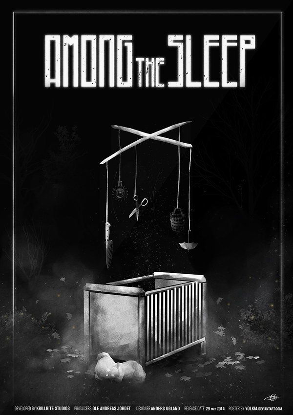Among the Sleep - Poster by yolkia on DeviantArt
