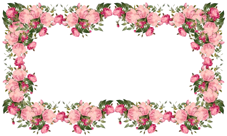 Flowers Borders Png Photo Images And Clipart