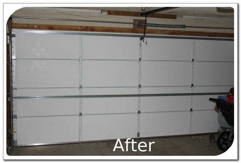 Insulated 2 Car Garage Door Check more at http